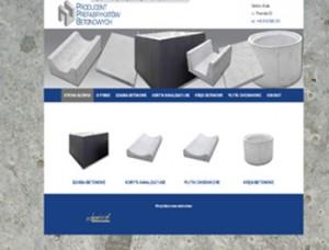wyroby betonowe burzec